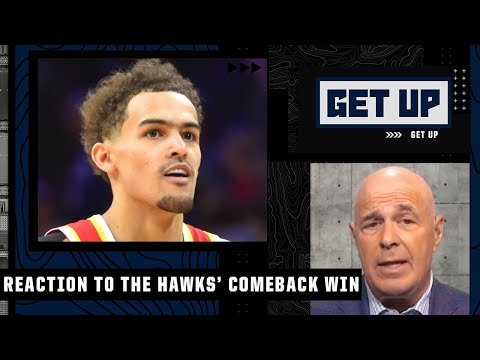 The biggest takeaways from the Hawks' Game 5 comeback win over the 76ers   Get Up