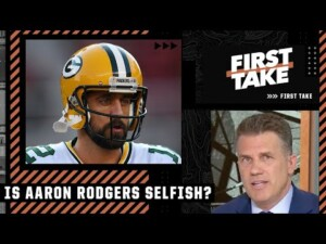 Reacting to a former NFL GM calling Aaron Rodgers 'selfish' | First Take