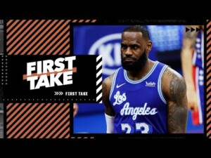 LeBron says he predicted a wave of injuries after quick turnaround to start the season | First Take