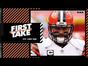 Will Baker Mayfield lead the Browns to a Super Bowl? | First Take