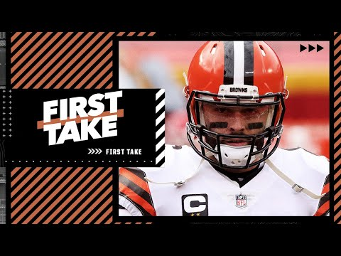 Will Baker Mayfield lead the Browns to a Super Bowl?   First Take