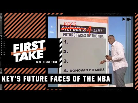 Keyshawn Johnson's List: Future Faces of the NBA   First Take