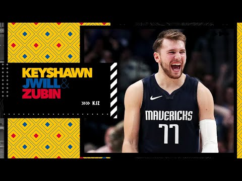 If Luka Doncic leaves the Mavs for the Knicks, would he instantly become the face of the NBA? | KJZ
