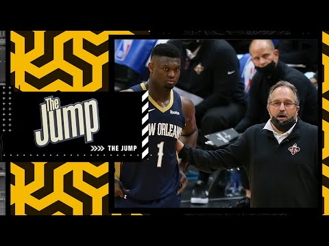 How will the Pelicans parting ways with Stan Van Gundy impact Zion Williamson? | The Jump