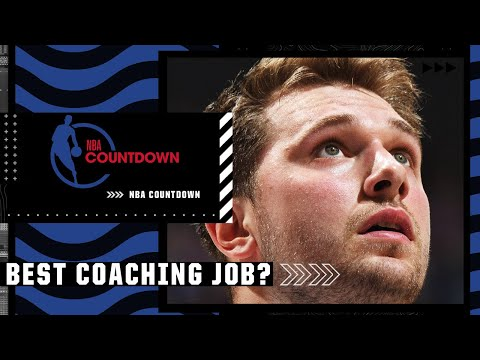 Breaking down the NBA's 7 open head coaching jobs: Which is the best one? | NBA Countdown