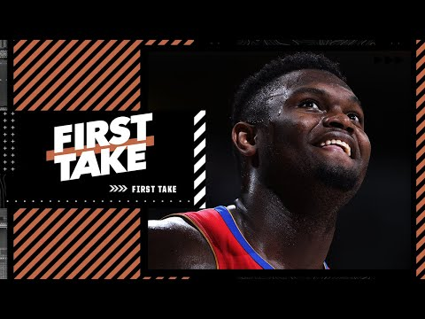 Should the Pelicans trade Zion Williamson to the New York Knicks? | First Take