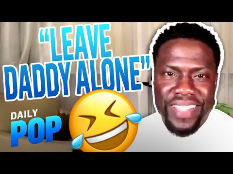 """Kevin Hart Wants to be """"Left Alone"""" This Father's Day Weekend"""