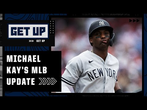 Michael Kay on Yankees' struggles and MLB suspensions for foreign substances | Get Up
