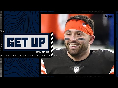 Discussing expectations for the Browns during the 2021 season | Get Up