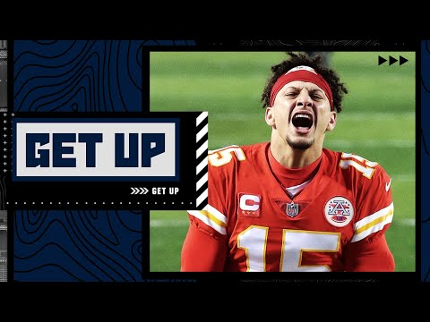 Reacting to QB Patrick Mahomes saying the Chiefs' offense 'can get substantially better' | Get Up