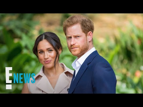 """Meghan Markle Reveals What Son Archie Thinks of """"The Bench""""   E! News"""