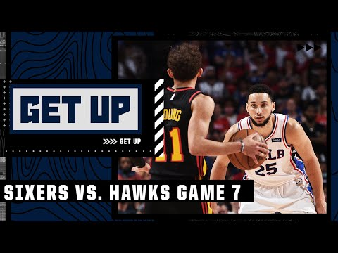 Hawks vs. 76ers Game 7 highlights and analysis: Is it time to move on from Ben Simmons?   Get Up