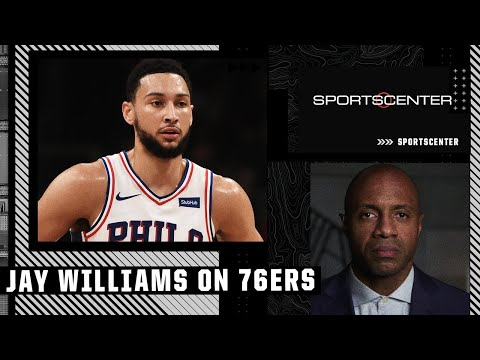 You have to find out what is causing Ben Simmons not to be aggressive – Jay Williams | SportsCenter