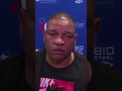 Doc Rivers: We have a plan for Ben Simmons and I'm very 'bullish' on him #Shorts