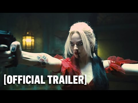 """""""The Suicide Squad"""" Official Trailer"""