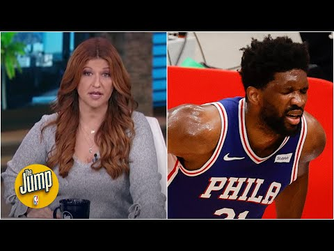 Rachel Nichols breaks down the chaos of 76ers vs. Wizards Game 4 | The Jump