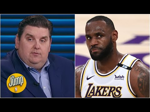 'It's going to define LeBron James' season' – Brain Windhorst on Lakers Game 5 pressure | The Jump