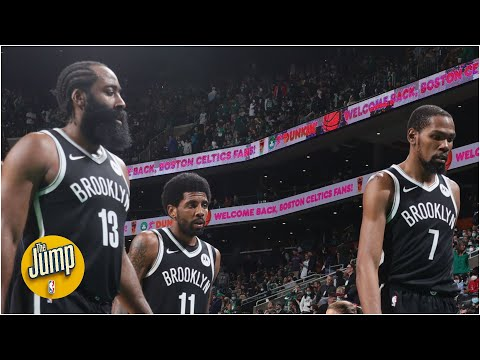 'This is the Showtime Nets' – Brian Windhorst on Draymond Green picking Nets to win East | The Jump