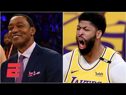 Isiah Thomas on injuries in the NBA, Anthony Davis, Steph Curry & the 1988 NBA Finals | #Greeny