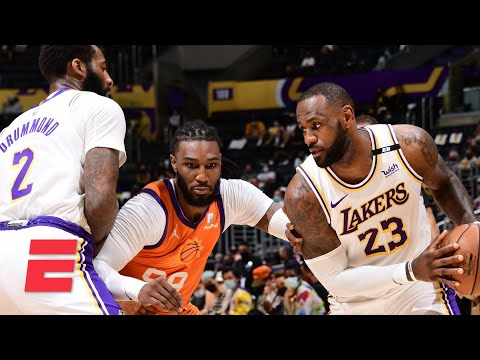 Previewing Lakers vs. Suns Game 5   KJZ