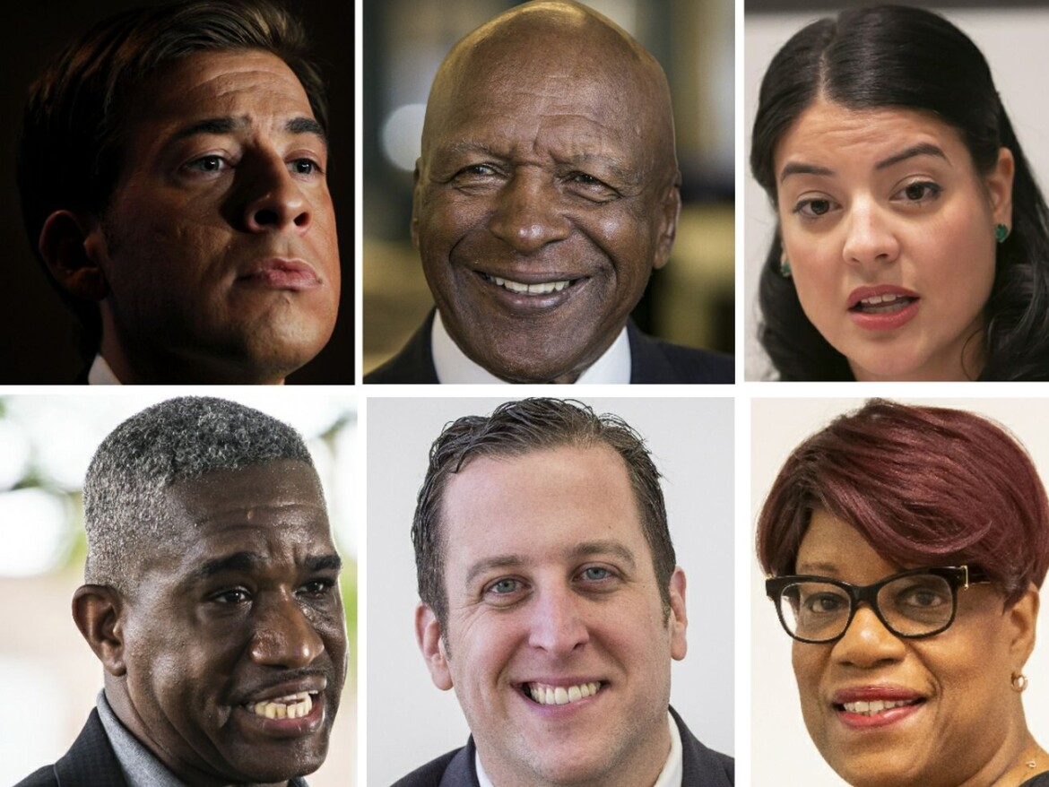 Democrats plow fertile political ground in secretary of state race, but still face 'long row to hoe'