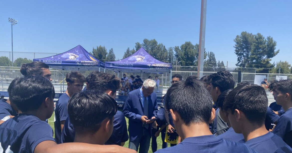 Roundup: Birmingham is one win away from declaring it is best soccer team in SoCal