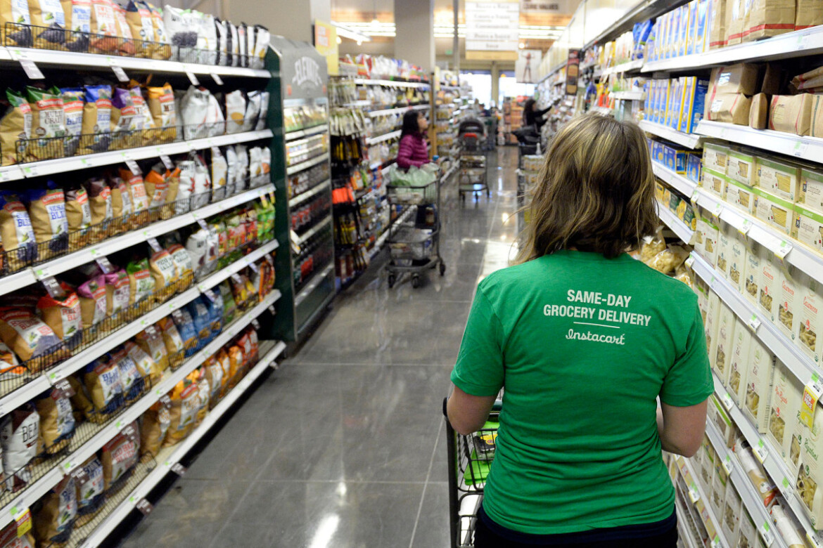 Instacart has a plan to use robots instead of shoppers