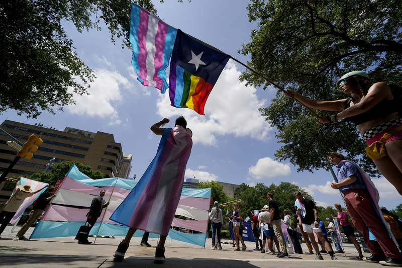 In US, Pride Month festivities muted by political setbacks