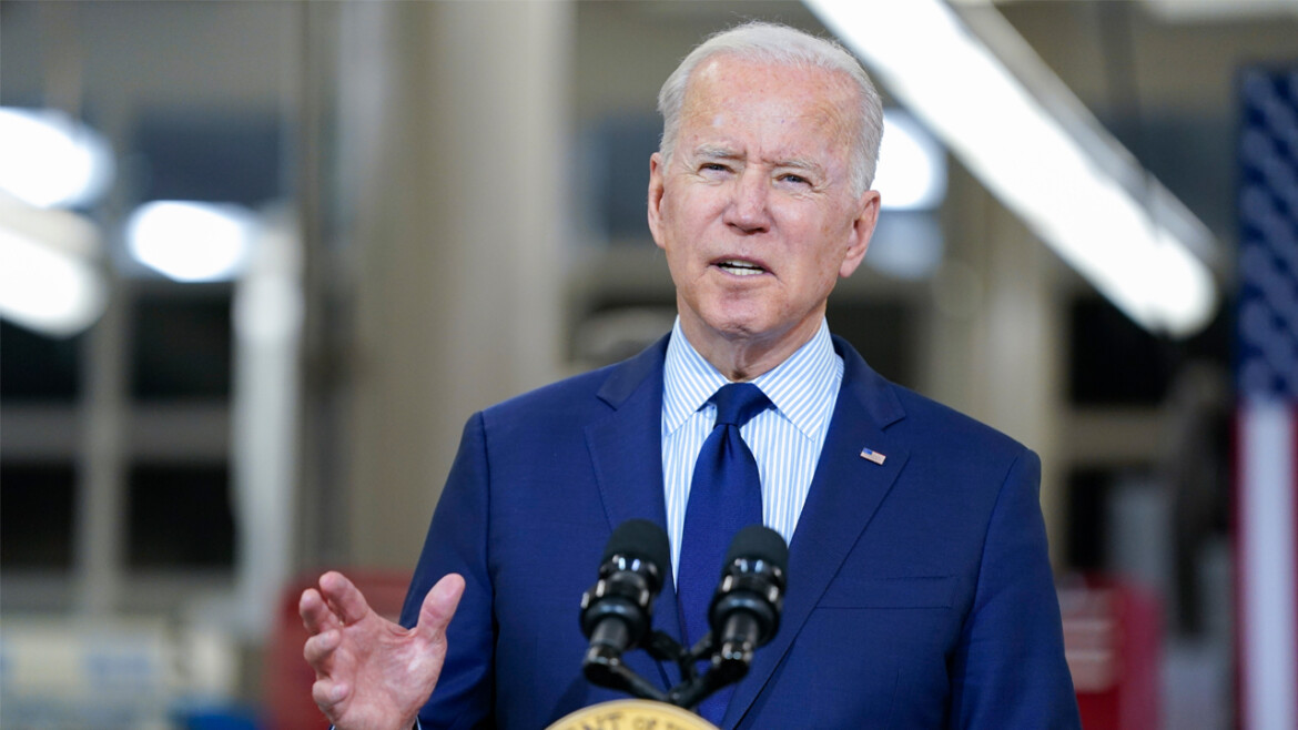 Biden to alter Trump order targeting US investments in Chinese military firms: report