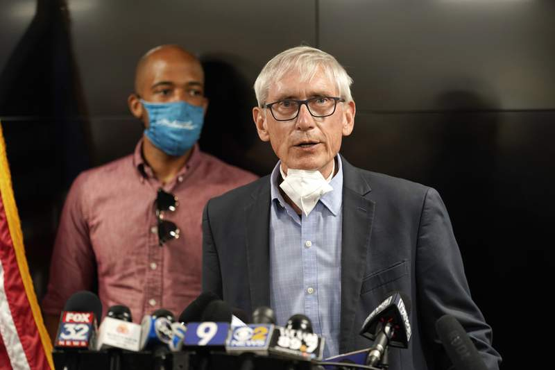 Democratic Wisconsin Gov. Evers launches bid for second term