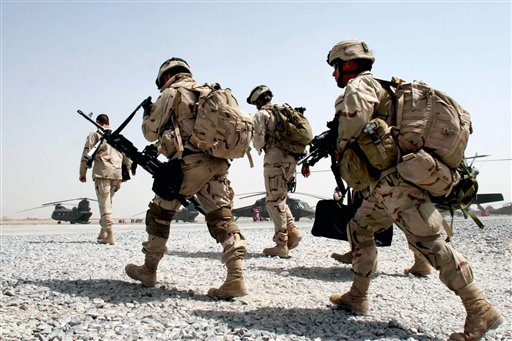 Security officials prepare to evacuate Afghan allies as US troops withdraw