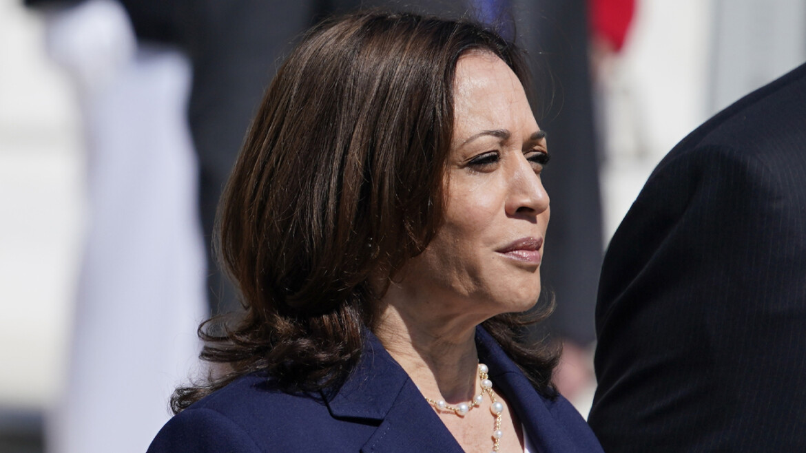 Kamala Harris invites Texas Democrats who walked out of state House to kill voting bill to White House