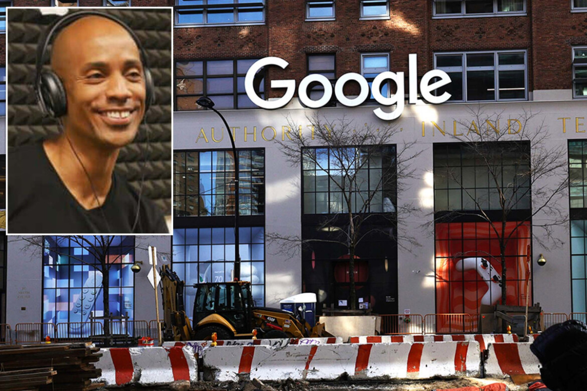 Google reassigns diversity chief who wrote Jews have 'an insatiable appetite for war'