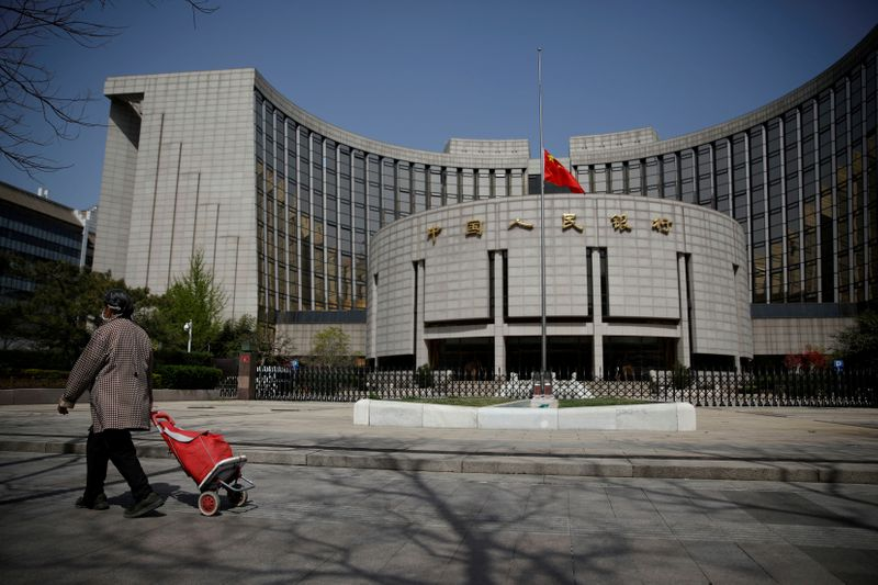 China bank loans unexpectedly rise in May, but broader credit growth slows