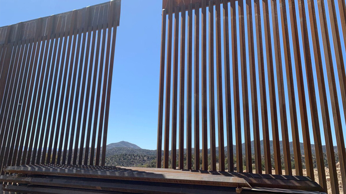 GAO says Biden halt of border wall construction does not violate law