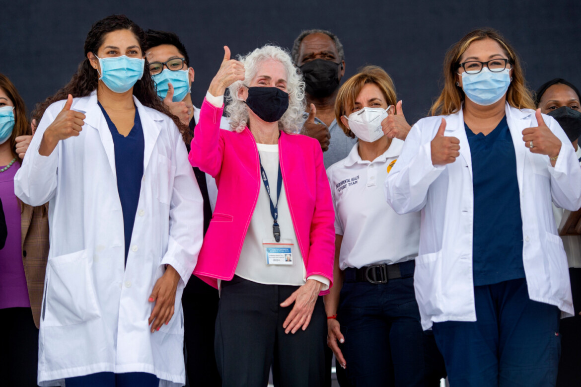 Be smart, LA County officials say, and hang on to that coronavirus mask for some situations