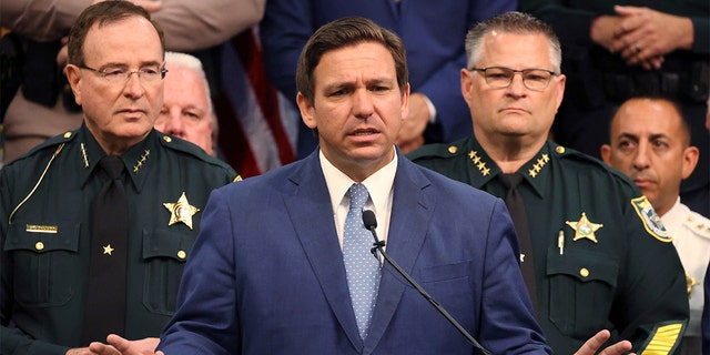Florida's DeSantis signs law prohibiting transgender athletes from competing in female sports