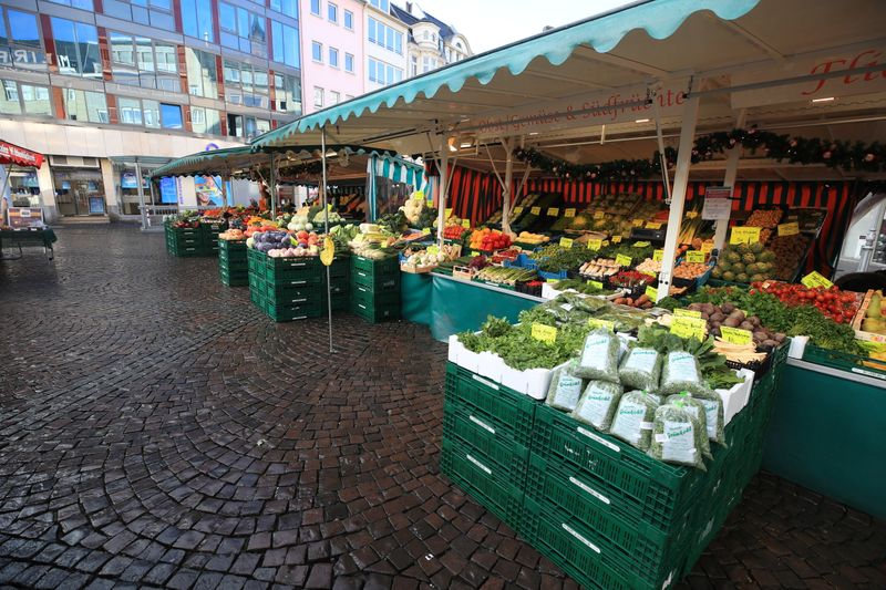 Euro zone inflation surges past ECB target in May