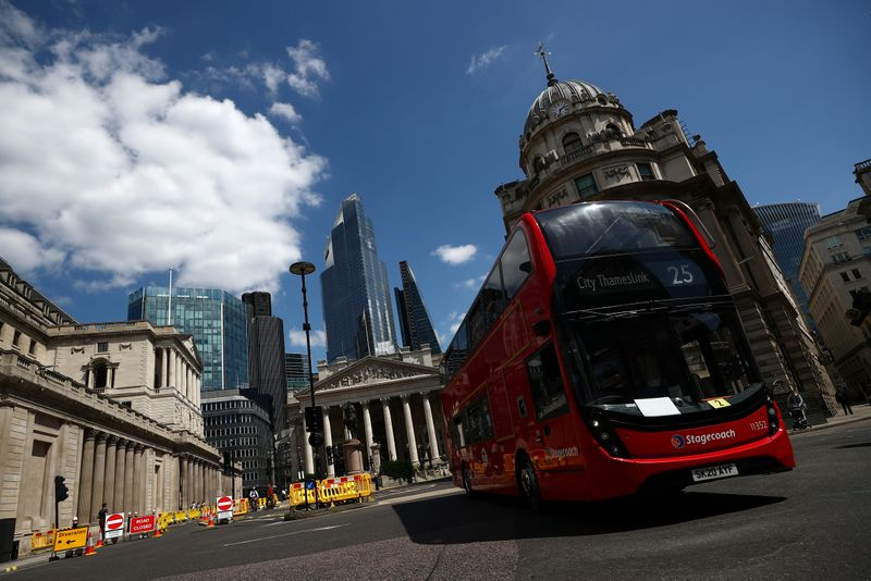 London transport operator in third emergency financing deal since COVID