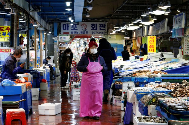 South Korea's inflation hits 9-year high as commodity prices jump