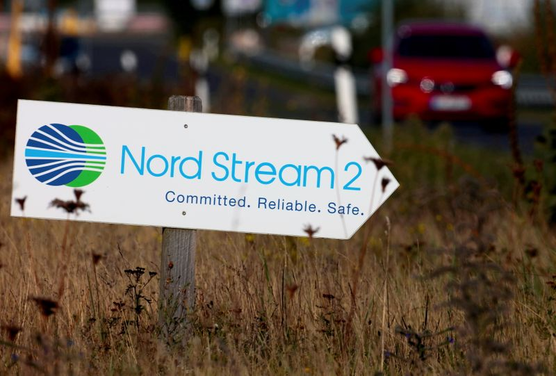 Russia within 62 miles of finishing Nord Stream 2 gas pipeline -report