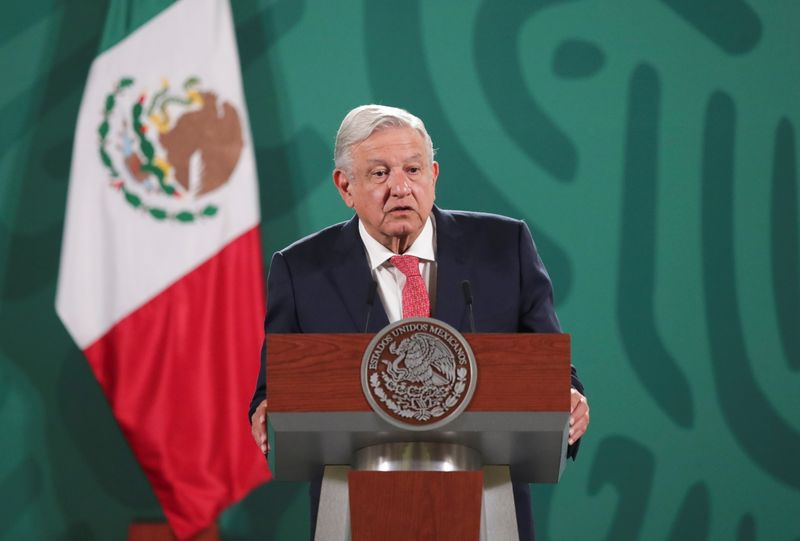 Mexico says to sign development deal linked to migration with U.S.