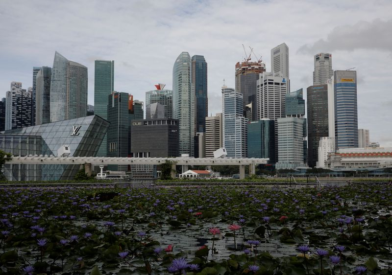 Low-tax Singapore cites trusted reputation as key for businesses after G7 plan