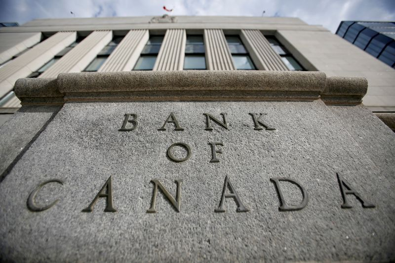Bank of Canada keeps key rate unchanged, sees growth picking up this year