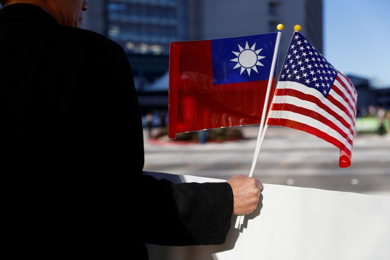 Taiwan 'cautiously optimistic' on resuming U.S. trade talks, official says