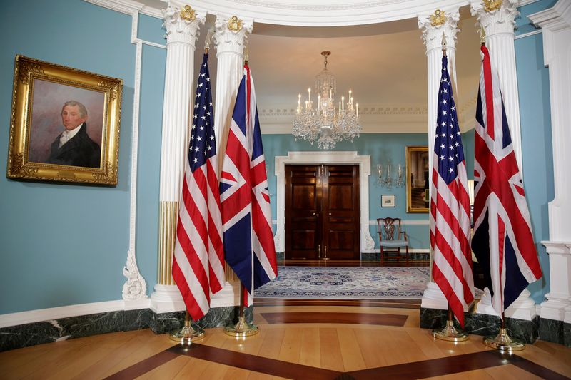 UK and U.S. commit to settle civil aircraft dispute – joint statement