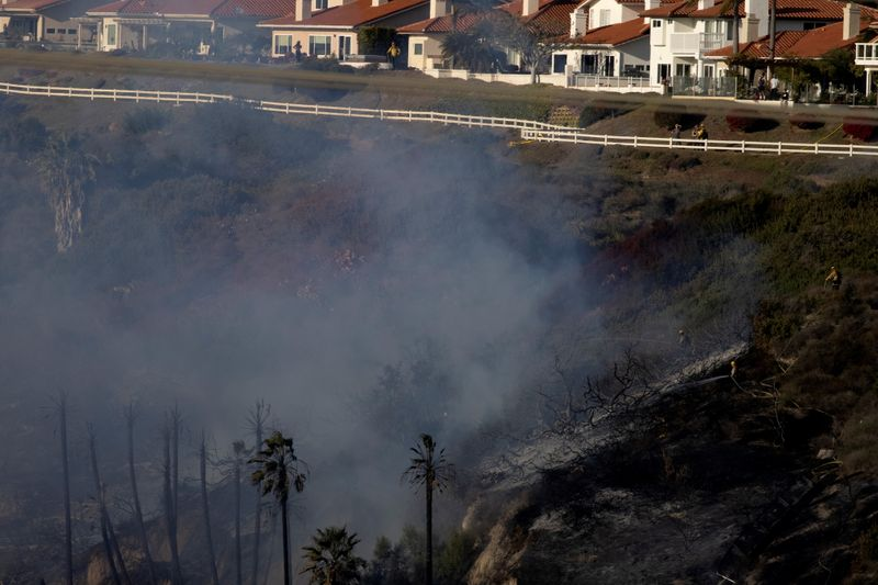 Study faults California for building homes in wildfire areas