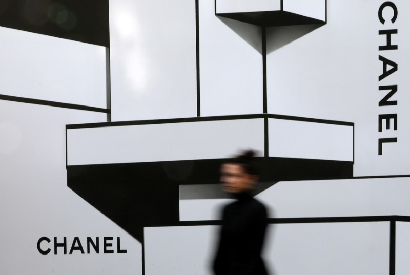 Chanel sees strong 2021 recovery, sticks to limited online sales strategy