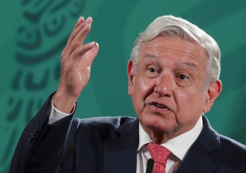 Mexican president says has no plans to hike taxes