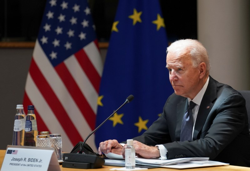 Biden welcomes Boeing-Airbus deal, agreement to challenge China